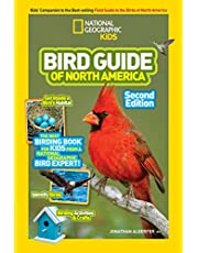 National Geographic Kids Bird Guide of North America, Second Edition