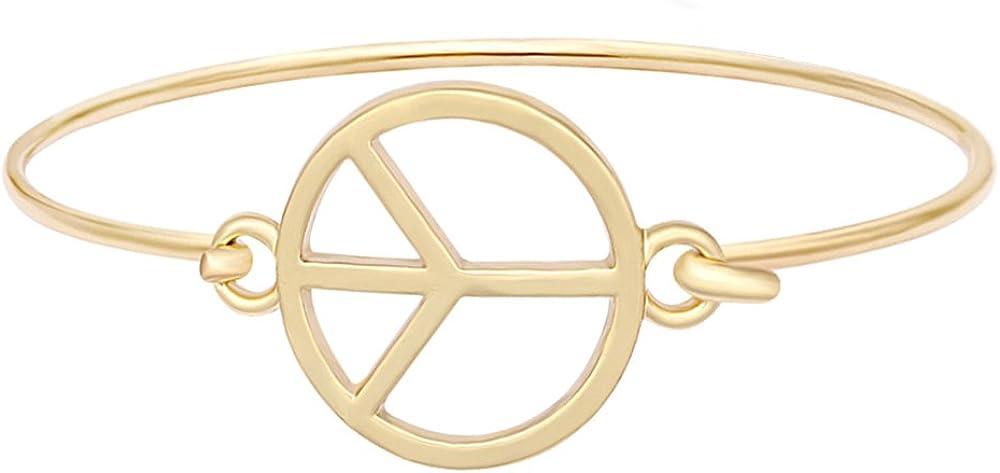 MANZHEN Gold Silver Peace...