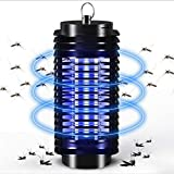 Bug Zapper Mosquito Trap Insect Killer - Indoor & Outdoor Insect Zapper Fly Trap - Fly Zapper Mosquito Killer Safe & Non…