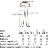 VICVIK Skinny Denim Sexy Hole Jeans for Women Flare