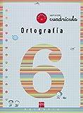 Cuaderno 6 de ortografía, Cuadrícula. 2 Primaria