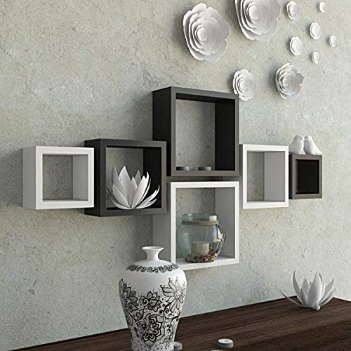 Decorative Wall Shelves for Living Room