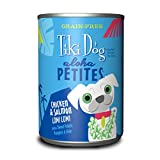 Tiki Dog Aloha Petites Chicken & Salmon Lomi Lomi Small Breed Wet Dog Food, 9 oz, Case of 12, 12 X 9 OZ