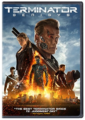 DVD : Terminator Genisys (, Dolby, AC-3, Widescreen, Dubbed)