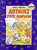 Arthur's First Sleepover, Marc Brown, 0316114456