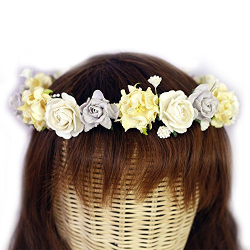 Truck Nuts Costume (flower crown, bridal crown, wedding headpiece, Rustic headpiece, bridal head piece, headbands, flower headband 03)