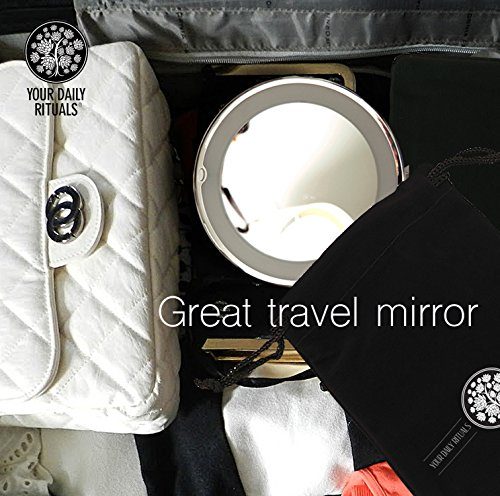 Best Lighted Magnifying Makeup Mirror For Flawless