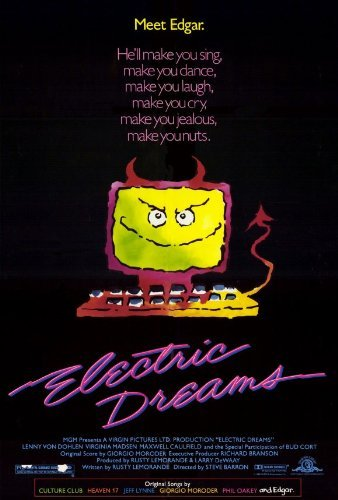 Electric Dreams POSTER Movie (27 x 40 Inches - 69cm x 102cm) (1984)