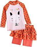 Vaenait baby 2T%2D7T Kids Girls Rashguar