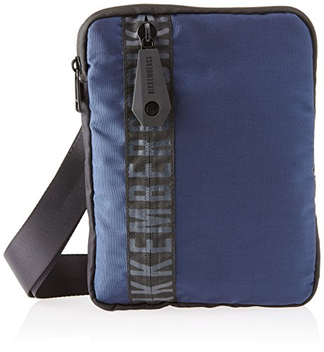 Azul bolsos Zip y de Shoppers Dirk Hombre Db Navy hombro 2 0 Bikkembergs 0a3 0qPYxU