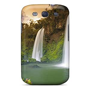 Tpu Case For Galaxy S3 With NwVrscm6440RKatg Saraumes Design