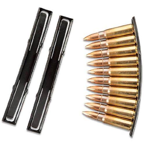 OTSupplier® Rifle Ammunition Stripper Clips AK47/SKS (20pcs/Pack)