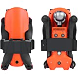 Anbee Propeller Holder Clip / Soft Silicone Props Holder Compatible with Autel Evo II 2 RC Drone Quadcopter