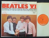Beatles VI (USA orange Capitol label stereo vinyl LP)