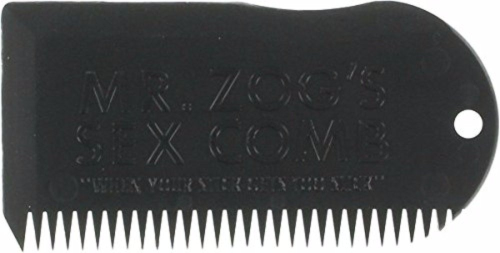 Sex Wax Mr. Zogs Surf Wax Comb (Color Choice)