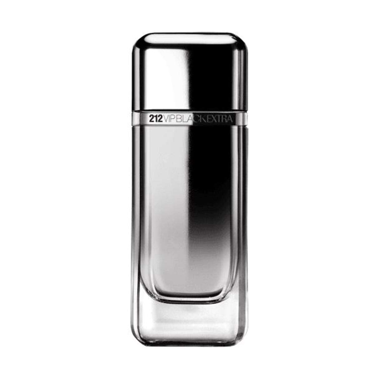 0964de082 Amazon.com   Carolina Herrera 212 VIP Black Own The Party Extra 100ml Eau  De Parfum For Men Limited Edition 2019 ...   Beauty