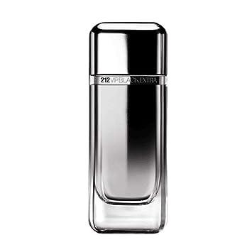 eaf3beb5be Amazon.com : Carolina Herrera 212 VIP Black Own The Party Extra 100ml Eau De  Parfum For Men Limited Edition 2019 ... : Beauty