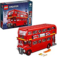 LEGO Creator Expert London Bus 10258 Building Kit (1686...