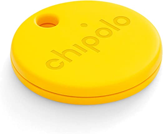 - Loudest Water Resistant Bluetooth Key Finder 2020 Blue Chipolo ONE