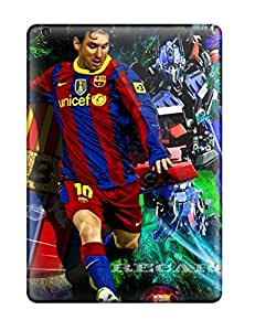 Ipad Air Case Cover Lionel Messi Desktop Background Case - Eco-friendly Packaging