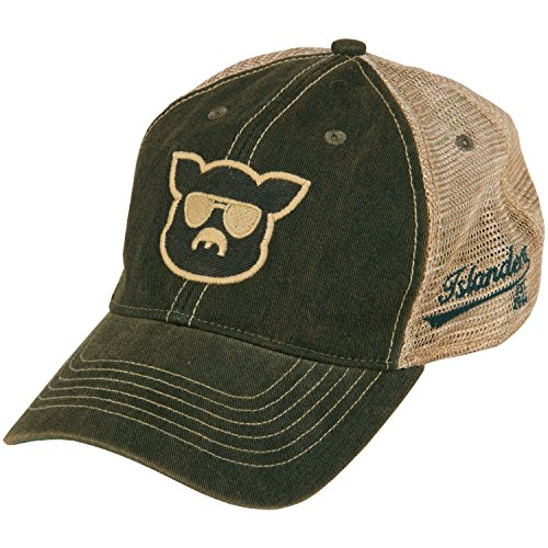 fa2bcbc1c707c Galleon - Islanders Pig Face Old Favorite Trucker Hat