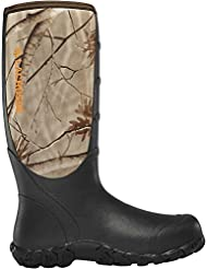 Lacrosse Mens Realtree AP Alpha Lite 16 Pull On Boot