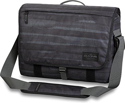 Dakine 8130003 Black Hudson Messenger Bag