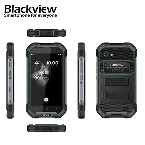 Teléfono movil, Blackview BV6000 IP68 Sport Exterior/Especial ...