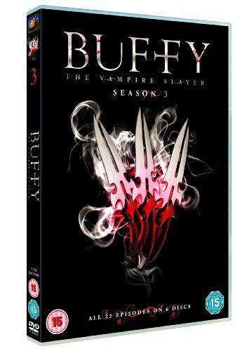 Buffy the Vampire Slayer - Season 3 (New Packaging) [DVD] by Sarah Michelle Gellar B01I06PIJ8