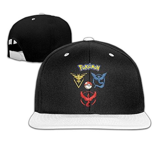 Pokemon Go Mystic Hip Hop Hat Cap - 7