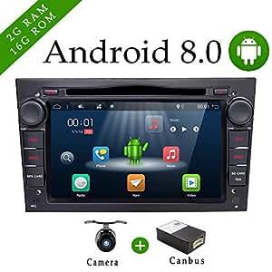 Android 6.0 Quad Core GPS coche DVD Play 7 pulgadas GPS coche reproductor de DVD para Opel ...