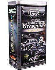 GS GS27CL160250Estuche para abrillantador Titanium Black Intense