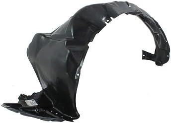 74101-S84-A00 HO1249106 Parts N Go 1998-2002 Accord Fender Liner Passenger Side Splash Shield Front 74101S84A00