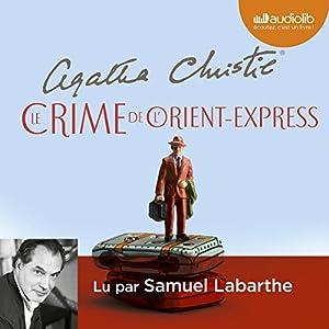 Le Crime de l'Orient Express Audiobook