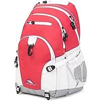 High Sierra Loop Backpack (Pink/White/Ash)