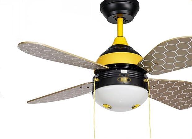 Lámpara de ventilador de techo Chuang Kang Lámpara LED para ...