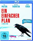 A Simple Plan ( Ein einfacher Plan (A Thousand Miles) ) [ Blu-Ray, Reg.A/B/C Import - Germany ]