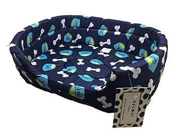 Cama Ducomi® - Cama para perros y gatos de Oxford, suave cojín para animales domésticos, fácil de lavar: Amazon.es: Productos para mascotas