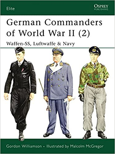 -- German Elite Officer Photo WW II