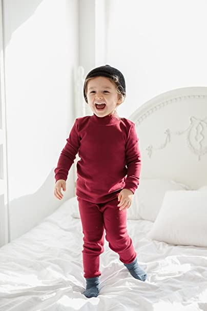 Amazon Vaenait Baby 12M-7T Kids Boys Sleepwear Pajama 2pcs Set Half Neck $14.99