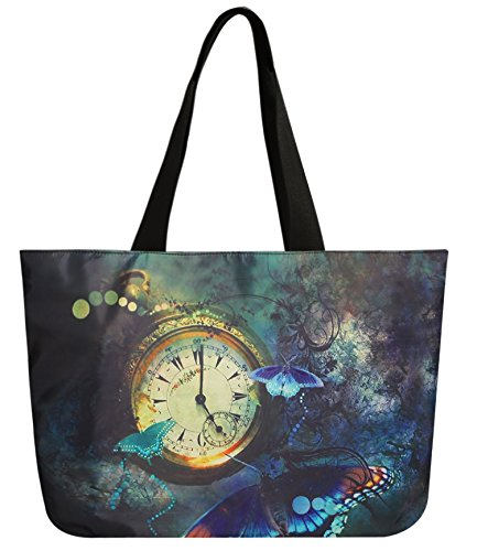 AUPET Beach Tote Bags Travel Totes Bag Toy Tote Shopping Tote Shoulder Hand Bag For Gym Hiking Beach
