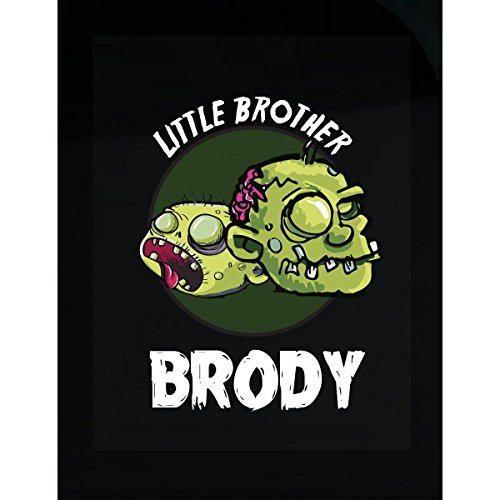 Halloween Costume Brody Little Brother Funny Boys Personalized Gift - (Brody Costume)