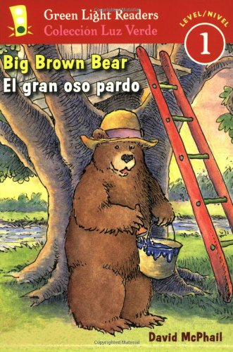 Download El gran oso pardo/Big Brown Bear (Green Light Readers Level 1) (Spanish and English Edition) pdf epub