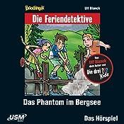 Das Phantom im Bergsee (Die Baadingoo Feriendetektive) | Ulf Blanck