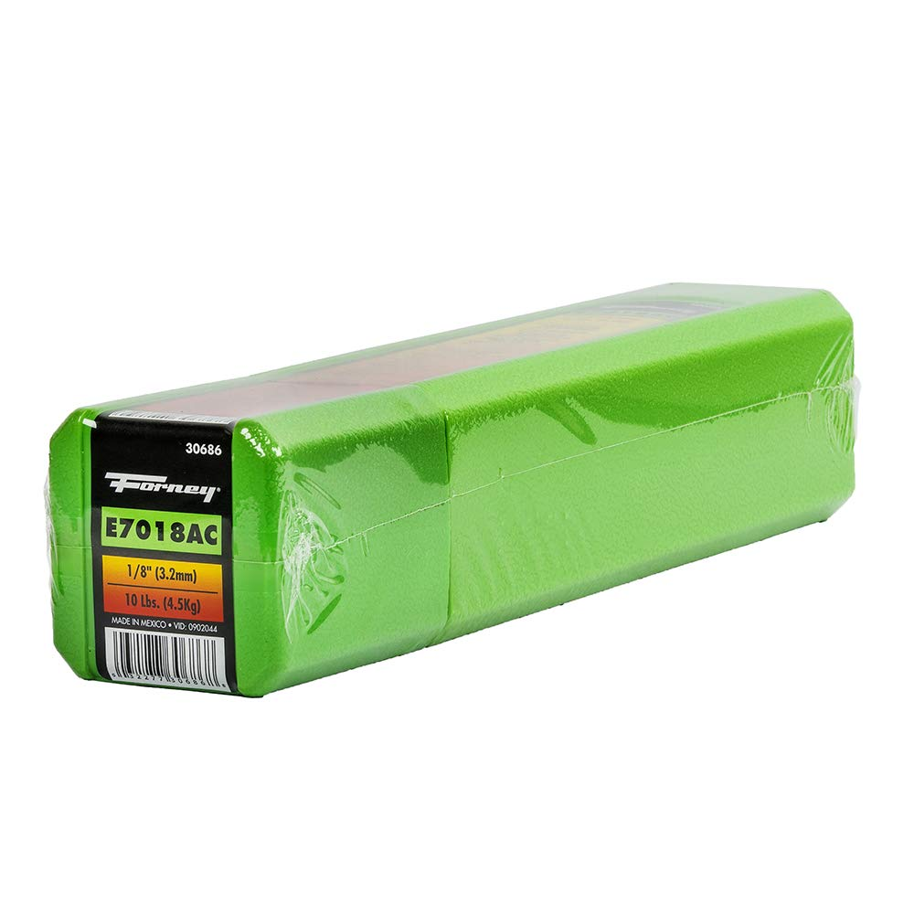 1-Pound Forney 30680 7018 AC Welding Rod 3//32-Inch