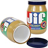 Jiffy Peanut Butter Diversion Stash Safe Model: Tools & Home Improvement