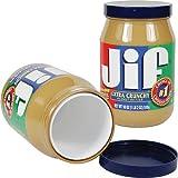 Jiffy Peanut Butter Diversion Stash Safe Model: Tools & Home Improvement