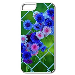 IPhone 5S Case, Little Love Notes Flower White Cases For IPhone 5/5S