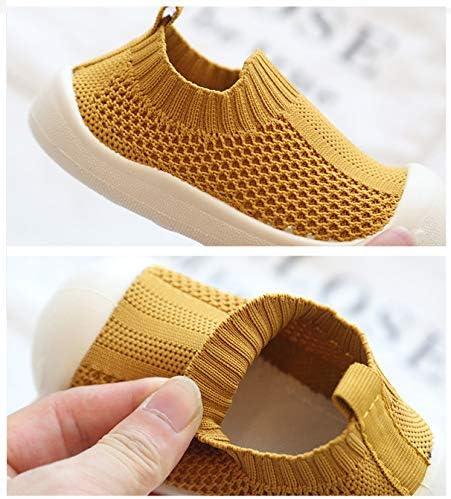 DEBAIJIA Zapatos para Ni/ños 1-5T Beb/és Caminata Zapatillas Suela Suave Transpirable Antideslizante Ligero TPR Material C/ómodo Encantador