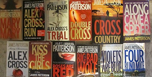 Alex Cross Books James Patterson